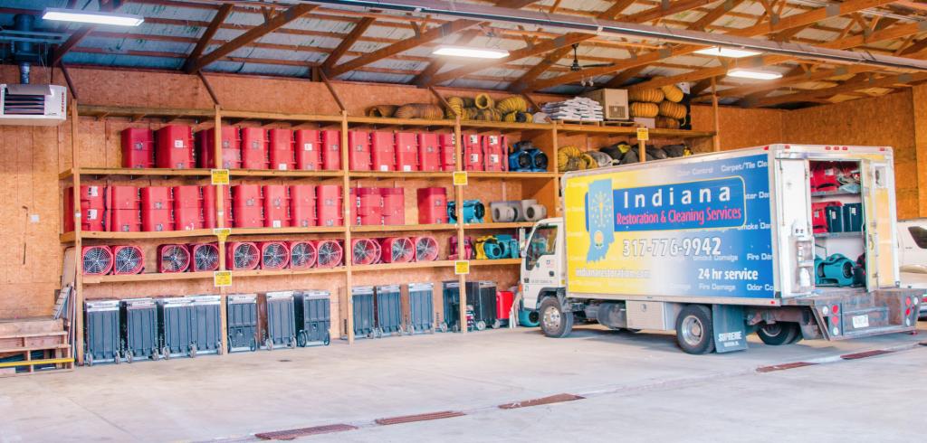 Shop / Warehouse Technician