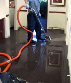 Noblesville Water Damage Cleaning